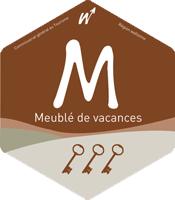 logo 3 clés de vacances